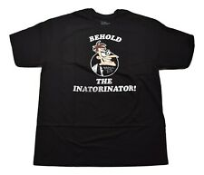 Disney Mens Behold The Inatorinator Dr. Doofenshmirtz Shirt New S ,L, XL