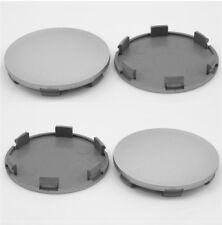 Wheel Center Caps Centre Universel Alloy Rim Plastic 4x Hub Cap 58.5 - 63 mm