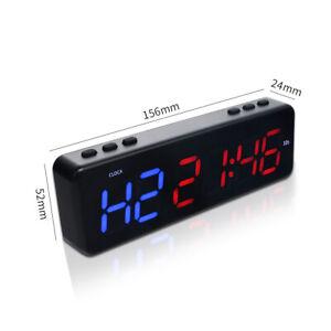 Q20 1 Inch Magnetic Pre-programmed Gym Interval Timer USB-C Charging TABATA MIIT