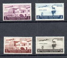 "Dodecanese 1940 ""1st Colonial Exhibition Triennale"" ISOLE ITALIANE DELL' EGEO N2"