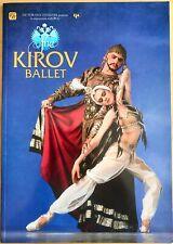 The Kirov Ballet souvenir programme London Coliseum 1997