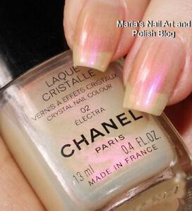 Chanel Crystal Nail Color Nr.02 Electra Neu ohne OVP no Box.