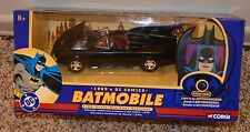 BATMAN 1960s Corgi Diecast 1/24 scale BATMOBILE - 1960's DC Comics MINT in BOX