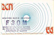 CPA  Station Radio Amateur -F 3 Q M Membre du Radio-Club National ... (229429)