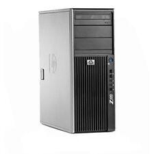 HP Z400 Workstation - Quadcore Xeon W3520 2,67 GHz (Nvidia Quadro 4000)