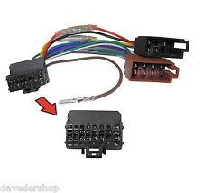 ISO Adapter Kabel Autoradio PIONEER AVH 2400BT 3200BT 3300BT