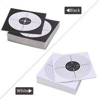 Archery Paper Face Targets Bow Shooting Practice Paper Training Jian