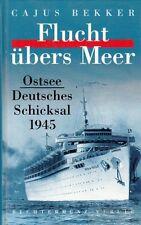 Flucht übers Meer: Bekker, Cajus