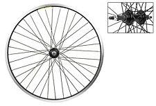 Wheel Rear 24x1.50 Weinmann 519 Black -BO 6s Black 36H