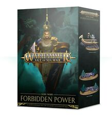 New Warhammer Age of Sigmar: Forbidden Power