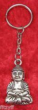 Large Buddha Keyring Holy Buddhism Buddhist Religious Key Ring