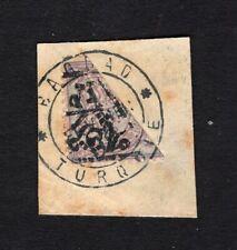 Bagdad 1890 stamp Mi#2 used  CV=80€