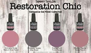 Tammy Taylor Nails Soak Off Gel Color - RESTORATION CHIC Collection
