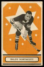 1933-34 V304B O-PEE-CHEE SERIES B~#60~BALDY NORTHCOTT~MONTREAL MAROONS HOCKEY