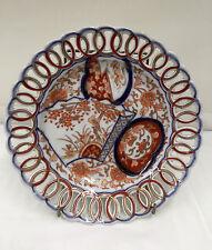 Antique Imari Porcelain Plate