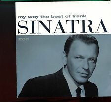 Frank Sinatra / My Way - The Best Of Frank Sinatra - 2CD - MINT