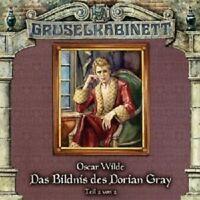 GRUSELKABINETT 37 - DAS BILD DES DORIAN GRAY (TEIL 2 VON 2) CD NEU