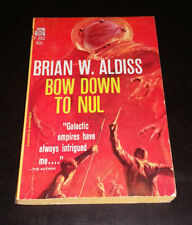 Bow Down to Nul by Brian W. Aldiss (1960, Paperback) 1st Ace Books