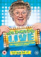 Mrs Browns Boys Live -  with Brendan O'Carroll New (DVD  2014)