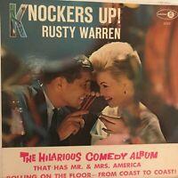 RUSTY  WARREN                LP      KNOCKERS    UP