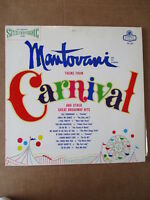 Mantovani - Theme From Carnival Broadway Hits LP Vinyl Record Album London PS242