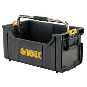 DEWALT DWST08206 Stackable Multi-Grip Toughsystem Tool Box Tote
