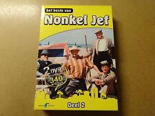 2 DVD BOX / NONKEL JEF: HET BESTE VAN - DEEL 2 (VTM)