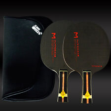 XVT HURRICANE M5 Whole CARBON  table tennis paddle /table tennis blade