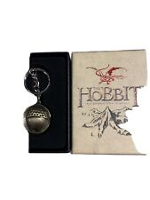 The Hobbit Bilbo's Acorn Button Keychain by Noble An Unexpected Journey New