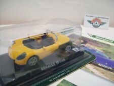 Renault Spider, 1997, yellow, delprado 1:43, OVP