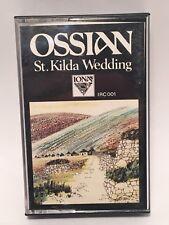 Ossian St Kilda Wedding Cassette Tape