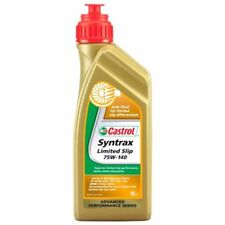 1821-1L - Castrol Syntrax Limited Slip 75W-140 1 Litre