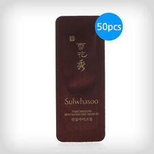 Sulwhasoo Timetreasure Renovating eye cream sample 1ml x 50pcs(50ml)_free ship