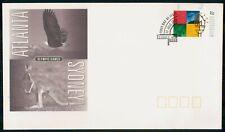 MayfairStamps Australia 2000 Eagle Atlanta and Kangaroo Sydney Olympics First Da