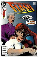 FLASH  # 37 - (2nd series) DC Comics 1990 (vf-)