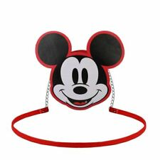 Disney Mickey Mouse Visage en Forme de Sac à Main Bandoulière - Croix Corps