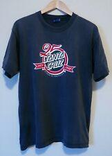 1998 Santa Cruz Skateboards 25th anniversary T-Shirt L vintage 90s Rare