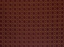 "WAVERLY SOCIAL LITE MERLOT BURGUNDY TRELLIS FURNITURE FABRIC BY THE YARD 60""W"