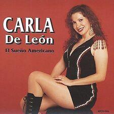De Leon, Carla : El Sueno Americano CD