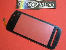 Kit VETRO + TOUCH SCREEN per DISPLAY NOKIA 5230 5228 Xpress Music NERO Nuovo