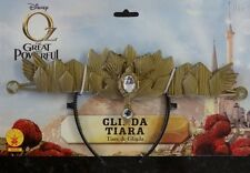 Adult GLINDA TIARA Good Witch Headpiece Oz Great Powerful Lady Costume Accessory