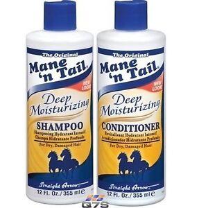 Mane 'n Tail Deep Moisturizing Shampoo/Conditioner - GENUINE