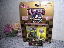 1998 Racing Champions 50th Anniv Toys R US and John Deere Chad Little # 97