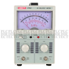 New Uni T Ut622 Pointer Ac Millivoltmeter