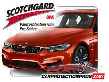 2015-2018 BMW M3 3M Pro Series Clear Bra Front Bumper Paint Protection Kit