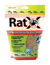RatX Rodent Bait For Rats and Mice Granule 8 oz.