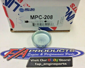 Melling MPC-208 32mm Steel Engine Expansion Plugs Deep Cup Freeze Out Plugs
