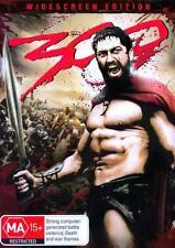 300 : NEW DVD