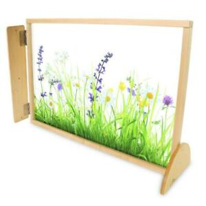 """Nature View Room Divider Panel 36""""W"""