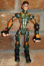 "Tunnelrat 8"" Sigma 6 Hasbro GI Joe Action Figure Toy 2005 2006 cobra arah ninja"